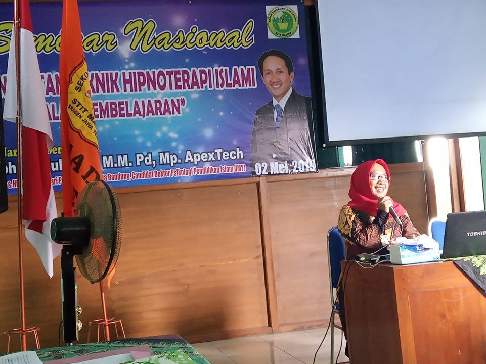 Seminar Nasional Hipnoterapi Islami