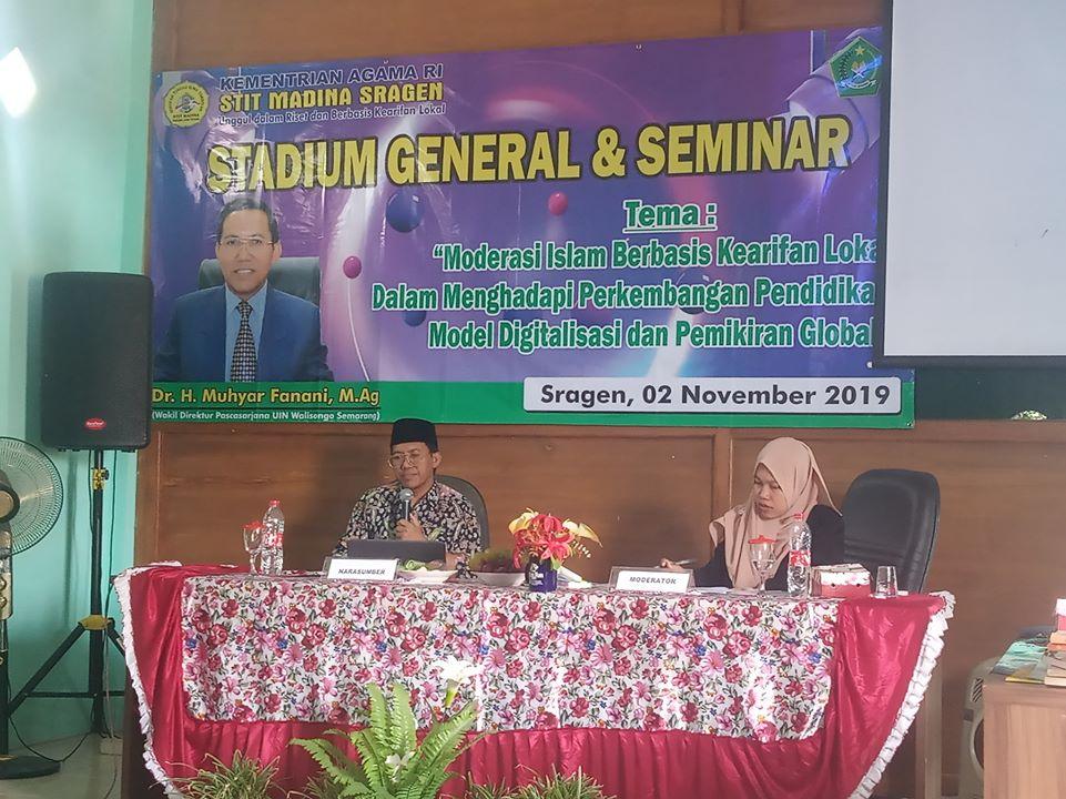 SG STIT Madina Sragen Tahun akademik 2019-2020